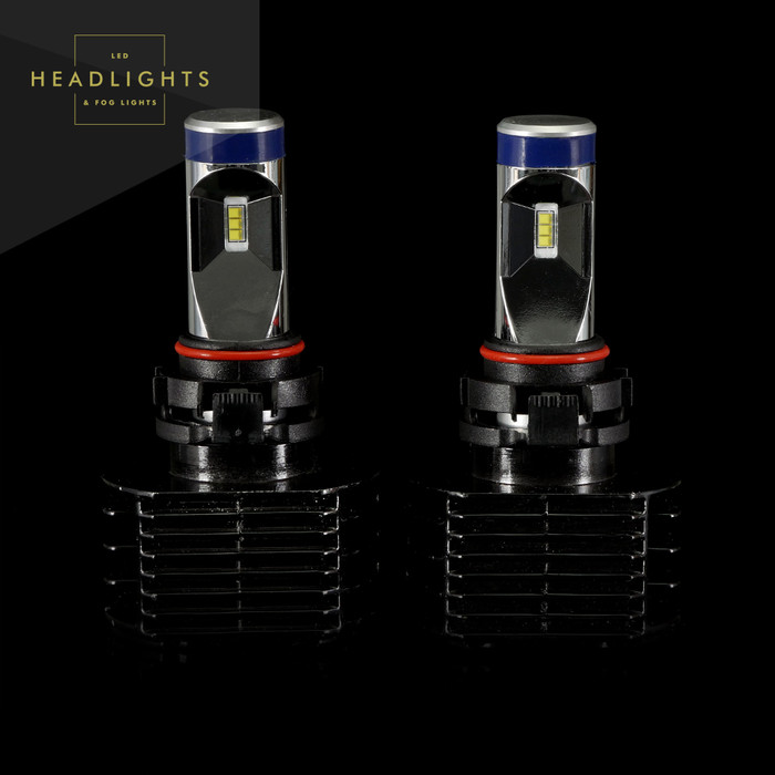 GTR Lighting GEN 3 Ultra Series LED Headlight Bulbs - 5202 / 2504