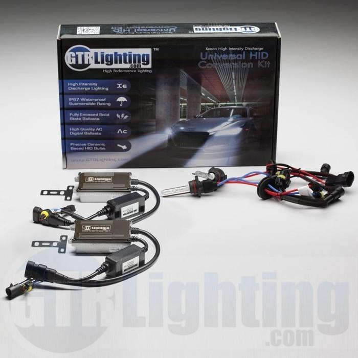 GTR Lighting 35w CANBUS Pro GEN 3 Single Beam HID Conversion Kit