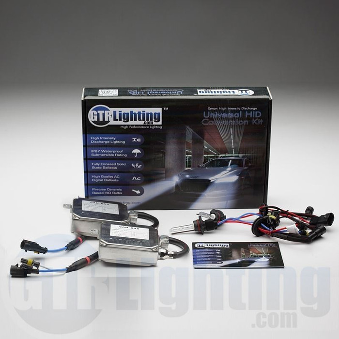 GTR Lighting 55w CANBUS GEN 4 Hylux Single Beam HID Conversion Kit