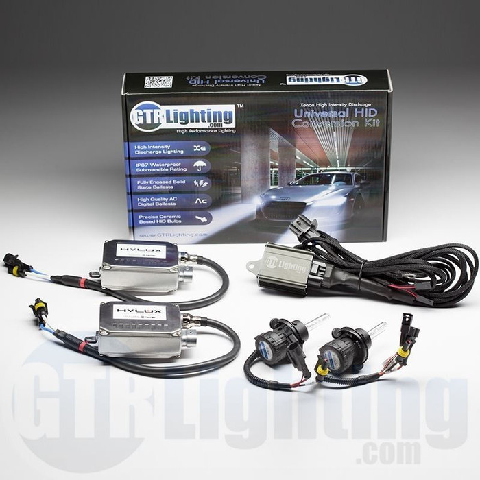 GTR Lighting 55w CANBUS GEN 4 Hylux Dual Beam HID Conversion Kit