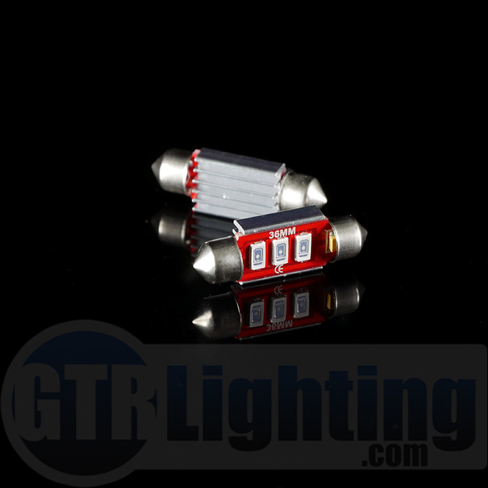 GTR Lighting 36mm Ultra Series Festoon LED Bulbs