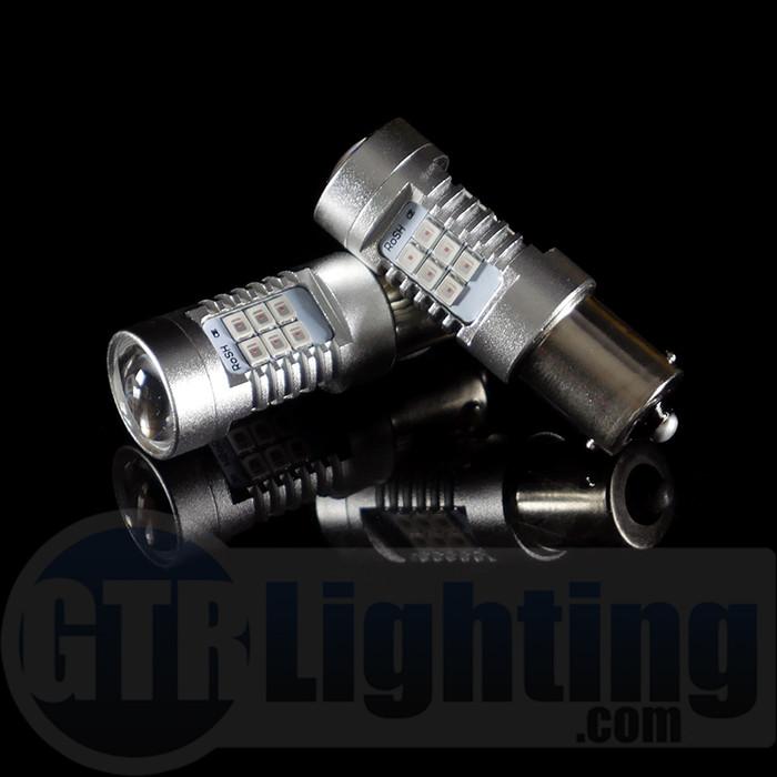 GTR Lighting Carbide Series 1156 LED Bulbs
