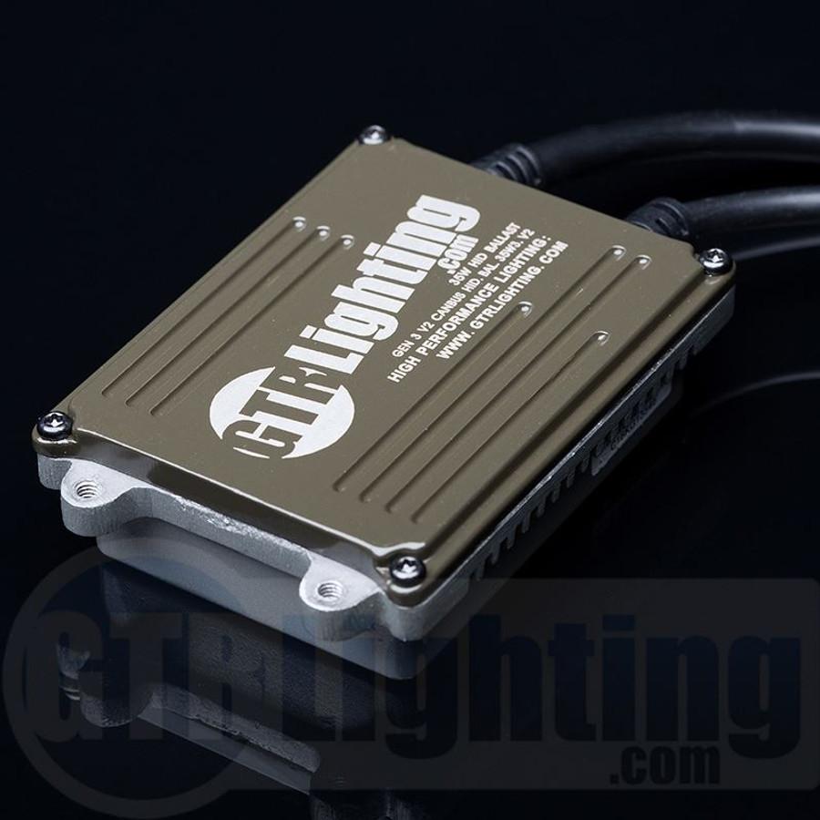 GTR Lighting 35w CANBUS Pro HID Ballast - 3rd Generation