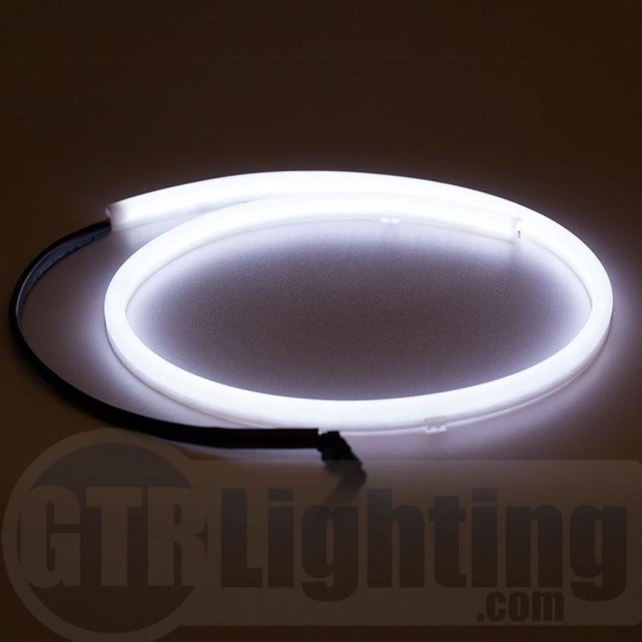 GTR Lighting Universal Switchback LED Custom Headlight Strip (White and Amber)