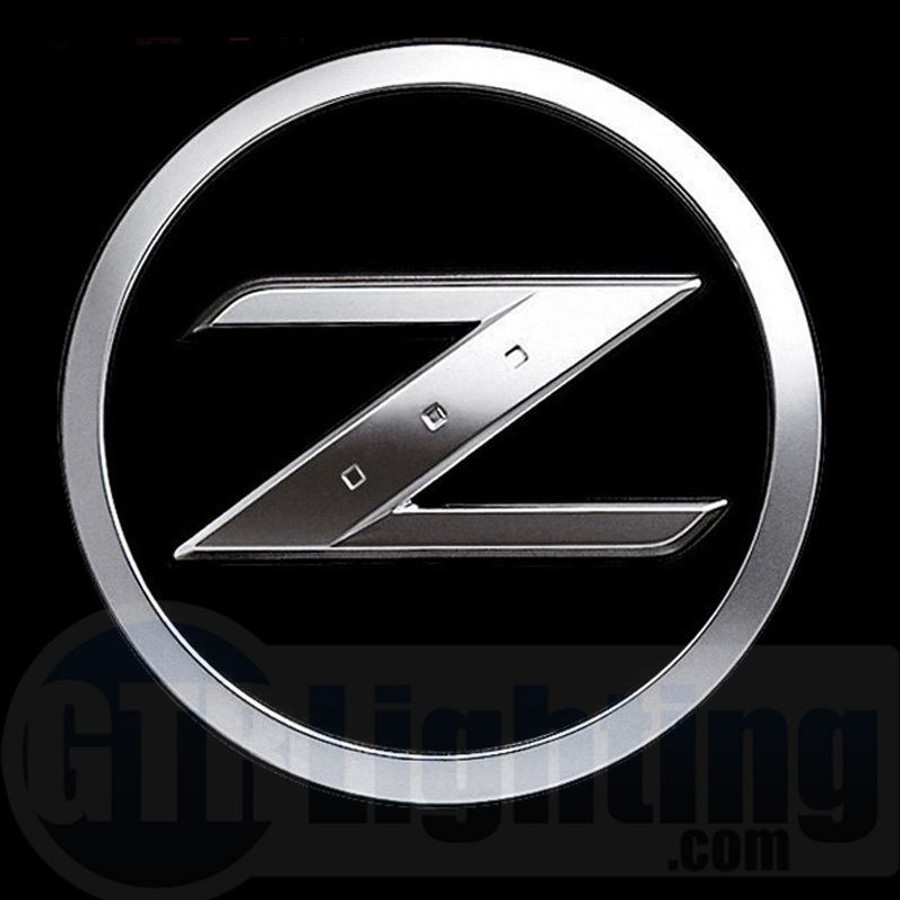 GTR Lighting LED Logo Projectors, Nissan Z Logo, #27