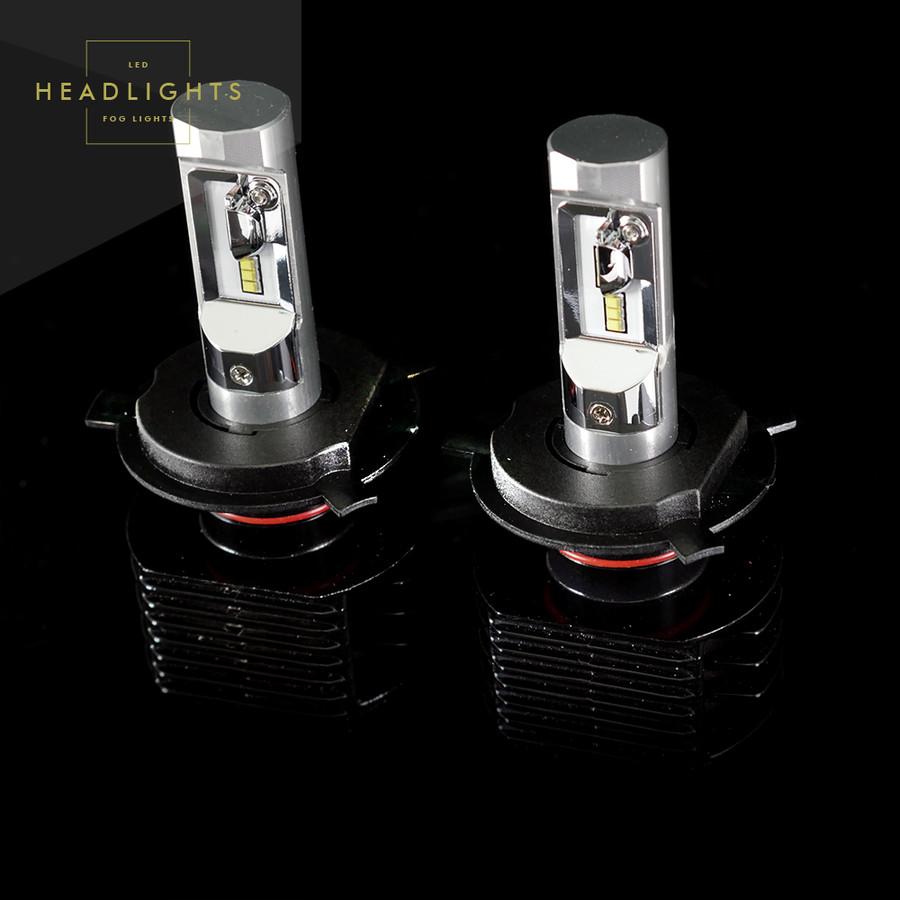 GTR Lighting GEN 3 Ultra Series LED Headlight Bulbs - H4 / 9003