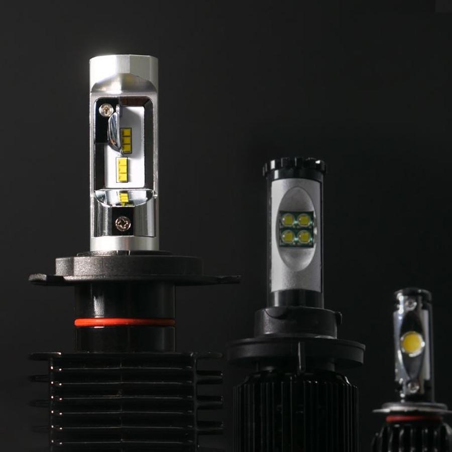 GTR Lighting Ultra Series LED Headlight Bulbs - 9004 / HB1 - 3rd Generation