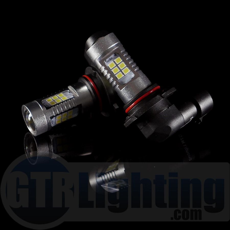 GTR Lighting Carbide Series 9005 / H10 LED Bulbs