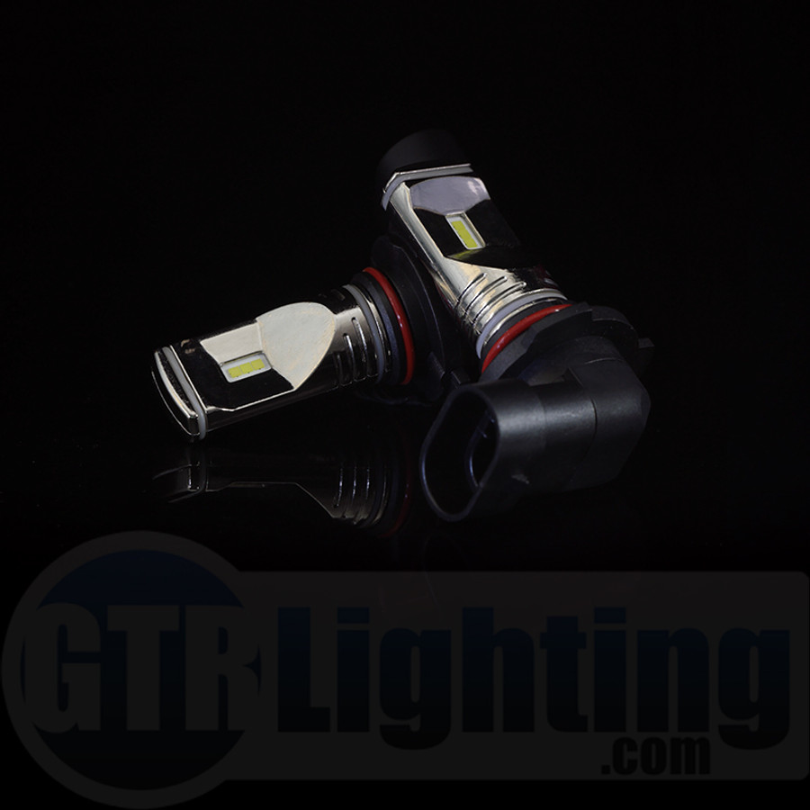 GTR Lighting Fog / DRL Ultra Series 9005 / H10 LED Bulbs