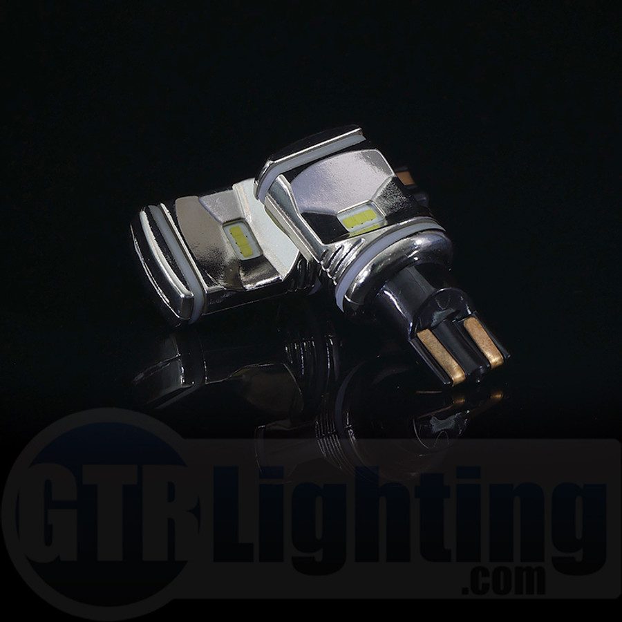 GTR Lighting Ultra Series T15 / 921 / 912 LED Bulbs