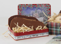Fudge Gift Tin - 2 Slice