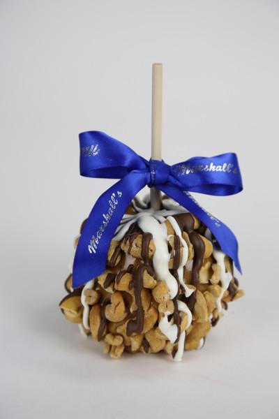 Roasted Cashews and Milk Chocolate