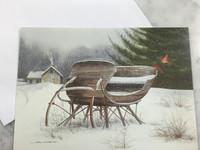 Wooden Sleigh Gift Card