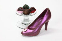 Chocolate Stiletto with Truffles