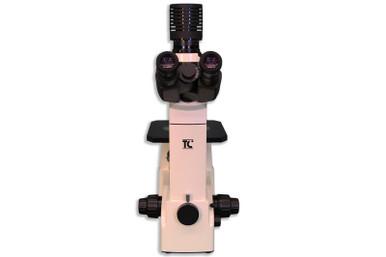 Meiji Techno TC-5100 Binocular Inverted Brightfield Biological Microscope