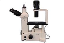 Meiji Techno TC-5200 Trinocular Inverted Brightfield Biological Microscope