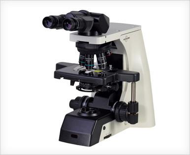 Accu-Scope EXC-500-BE Ergo Binocular with NIS Infinity Plan Objectives