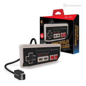 """Cadet"" Premium Controller for NES Classic Edition/ Wii U/ Wii - Hyperkin"