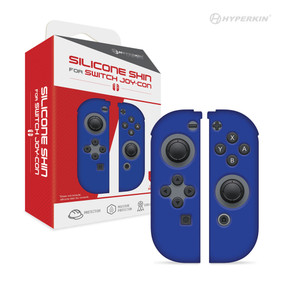 Silicone Skins for Switch Joy-Con (Neo Blue) - Hyperkin