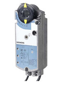 Siemens GGA126.1E/12 actuator for Fire Protection Dampers