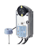 Siemens GNA126.1E/T12 actuator for fire protection dampers 2-position