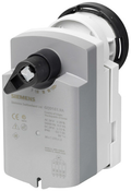 Siemens GQD131.9A rotary actuator for ball valves
