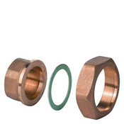 Siemens ALG133 Brass fitting