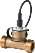 Siemens QVE3000.020 flow sensor made from red brass for liquids