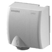 Siemens QAD2010, Strap-on temperature sensor Pt100