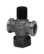 Siemens VVP45.25-10 , 2-port seat valve, external thread, PN16, DN25, kvs 10