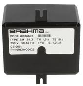 Brahma CM 191.3, 20086601 control unit