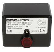 Brahma OR3/B, 18048620 control unit