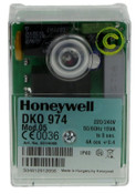 Honeywell DKO 974-N mod. 05, Oil burner control unit, 0414005U