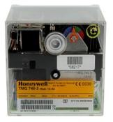 Honeywell TMG 740-3, mod. 13-53, Satronic 08217U, Combined burner control unit