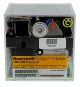 Honeywell TMG 740-3 mod. 43-35, Satronic 08218U, Combined burner control unit