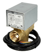 "Honeywell V8044C1024, 3/4"" IT 24 V/50 Hz, Three-way zone valve"
