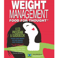 """Food for Thought"" Weight Loss System mp3 & CD - 6 Title Set"