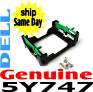 Heatsink Retention Bracket w/Clips+Screws 5Y747 2Y71 for Dell Optiplex GX270