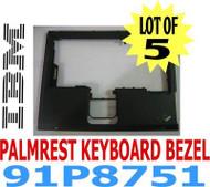 "NEW IBM Lenovo ThinkPad R50 R51 R52 ARMREST CASING 91P8751 15"""