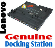 Lenovo ThinkPad X6 X60 X61  UltraBase Docking Station 42W3107 42W3108  Key Included