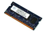 Genuine Nanya 1GB PC2-6400S Laptop DDR2 Memory Ram 800MHZ NT1GT64UH8D0FN-AD
