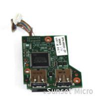 Genuine HP Compaq 6530b 7 in 1 SD Card Reader Dual USB Ports 486249-001