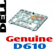 Dell Latitude D610 Laptop Modem Cover Media Bay F4168