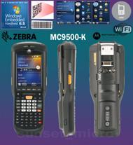 Motorola / Zebra MC9596 MC9500-K  Hand Held Computer 1D/2D Barcode Scanner KFAEAB00100