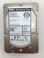 "GENUINE DELL EQUALLOGIC 600GB SAS 15K 6G 3.5"" HARD DRIVE 00VX8J ST3600057SS"