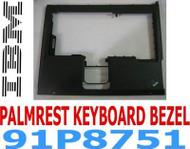 "NEW IBM ThinkPad R50 R51 R52 ARMREST CASING 91P8751 15"""