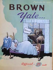 Brown v. Yale Football Program 1950