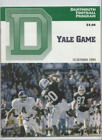 Dartmouth v. Yale Football Program 1994