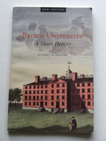 Brown University A Short History