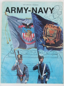 Army v. Navy Football Program 1979